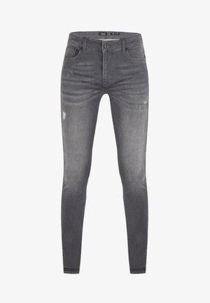 XYAN - Jeans Skinny Fit - grijs