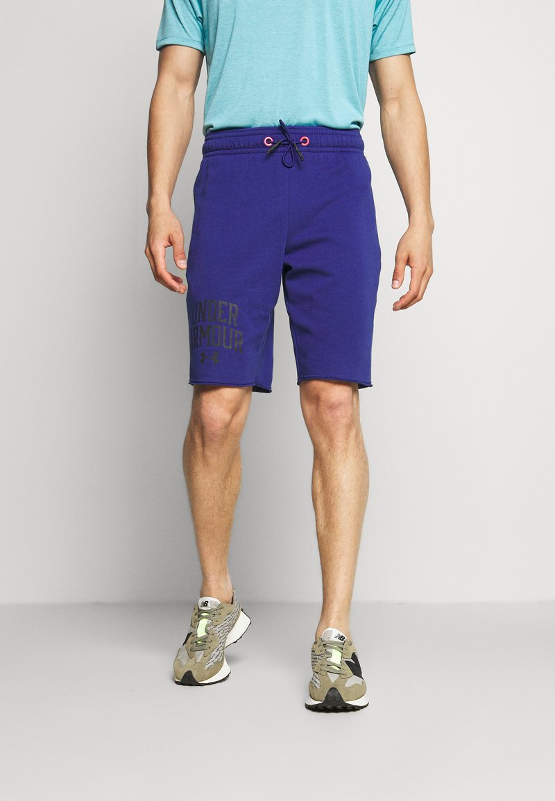 Under Armour - RIVAL SHORT - Sports shorts - regal