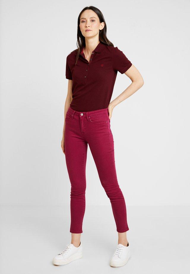 COMO - Skinny džíny - purple