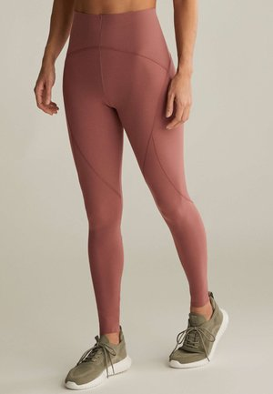 Leggings - mauve