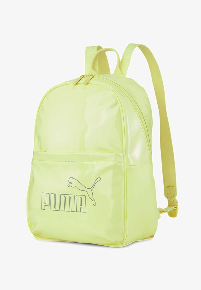 Rucksack - yellow pear