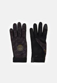 Nike Performance - JORDAN - Gloves - black/anthracite/gold - 0