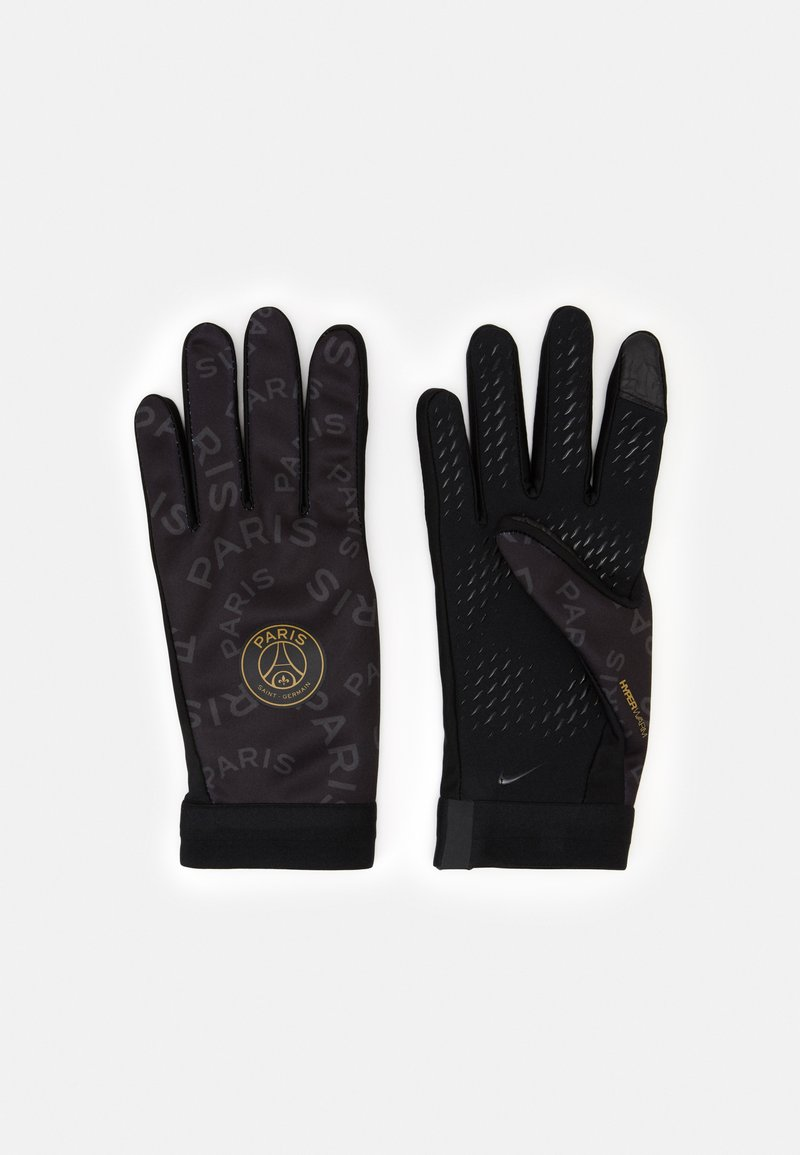 Nike Performance - JORDAN - Gloves - black/anthracite/gold