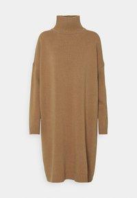 WEEKEND MaxMara - FASCINO - Jumper dress - camel - 5