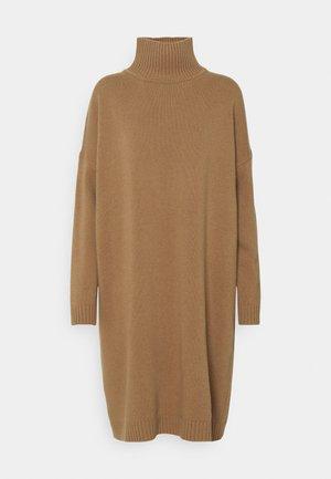 FASCINO - Jumper dress - camel