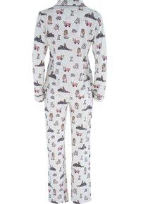 PJ Salvage - Pyjamas - off-white - 4