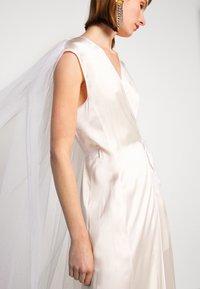 MM6 Maison Margiela - Společenské šaty - white - 5