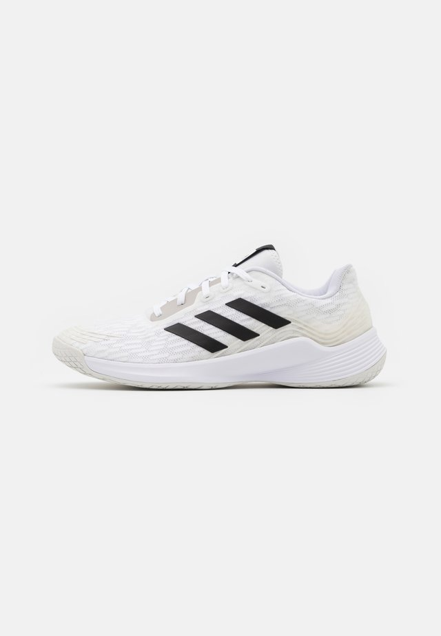 NOVAFLIGHT - Volleyballschuh - footwear white/core black