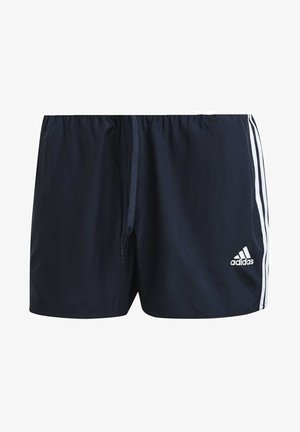 CLASSIC 3-STRIPES SWIM SHORTS - Swimming shorts - blue