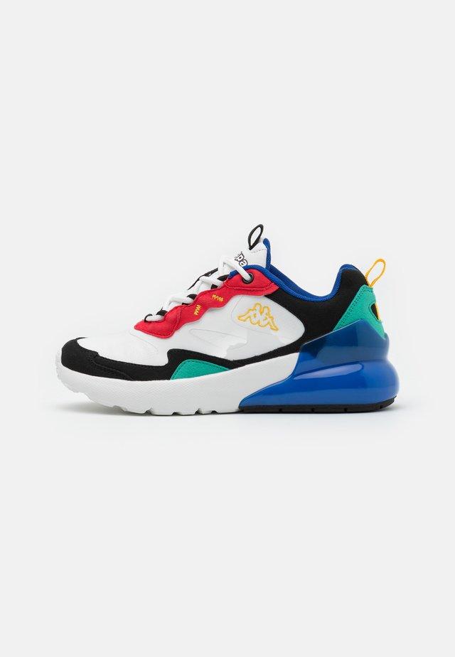 DURBAN UNISEX - Sports shoes - white/multicolor