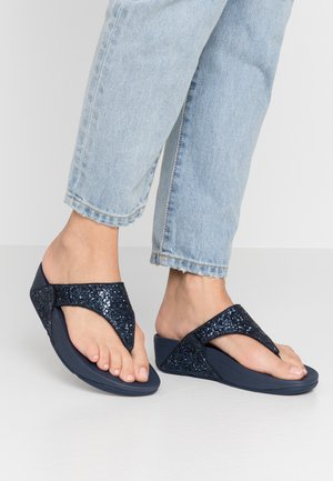 LULU - Flip Flops - midnight navy