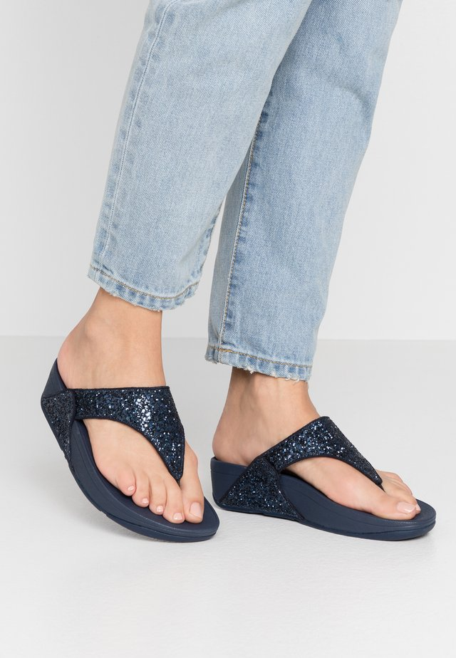 LULU - Teensandalen - midnight navy