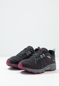 ASICS - GEL-VENTURE 7 - Løbesko trail - graphite grey/dried berry - 2