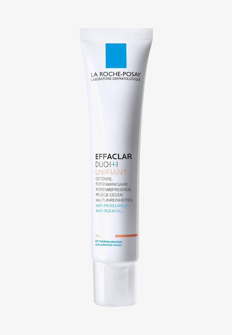 La Roche-Posay - EFFACLAR DUO(+) UNIFIANT - Tinted moisturiser - -