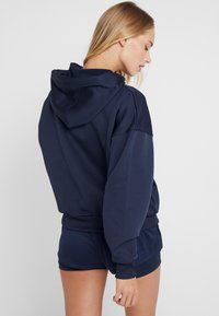 Tommy Sport - ZIP UP HOODY - Fleece jacket - blue - 2