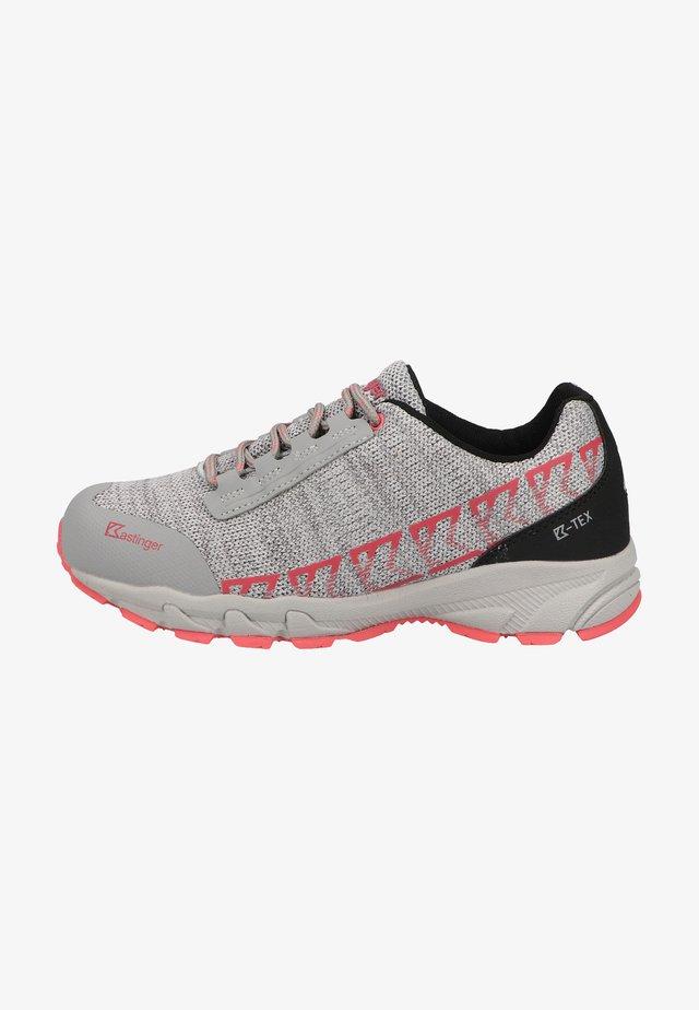 Chaussures de course - grey/rose