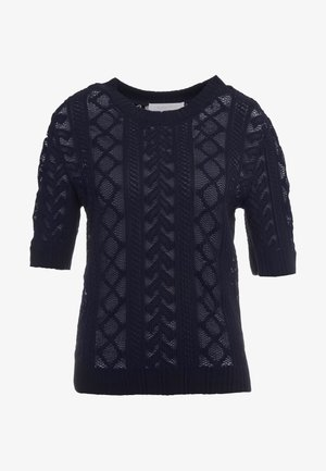 T-shirt imprimé - ink navy