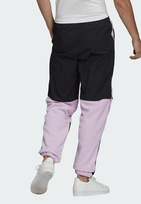 adidas Originals Spodnie materiałowe - aaxx/czarny Odzież Męska VGLX