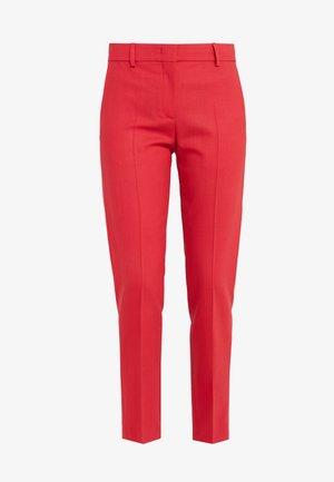 Pantalon classique - red