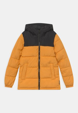 Chaqueta de invierno - golden orange