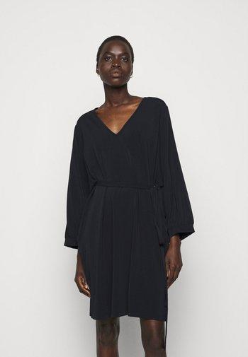 ZELINDA - Jersey dress - nachtblau