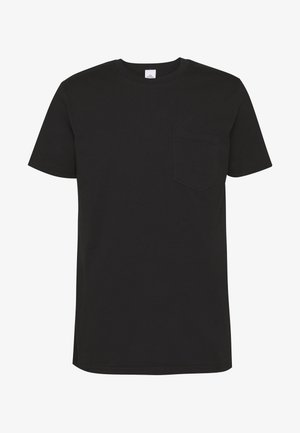 JEFFERSON - T-shirt basic - black