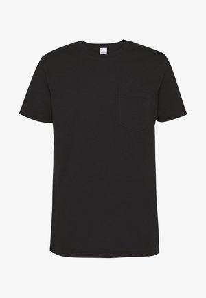 JEFFERSON - Basic T-shirt - black