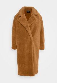 ONLEVELIN LONG COAT  - Classic coat - rubber