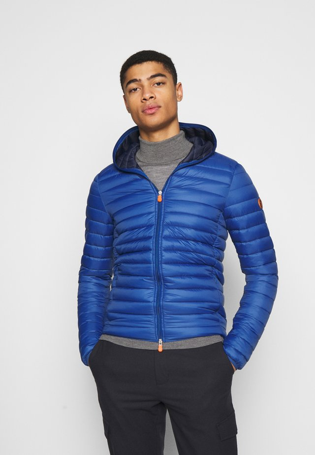 DONALD HOODED JACKET - Light jacket - snorkel blue
