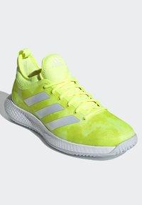 adidas Performance - DEFIANT GENERATION  - Multicourt tennis shoes - yellow - 2