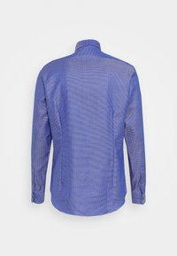 Calvin Klein Tailored - STRUCTURE EASY CARE SLIM - Formal shirt - blue - 1