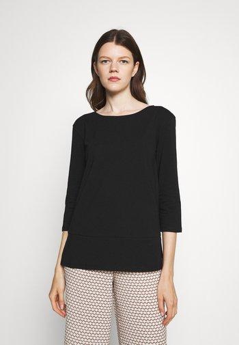 MULTIA - Långärmad tröja - black