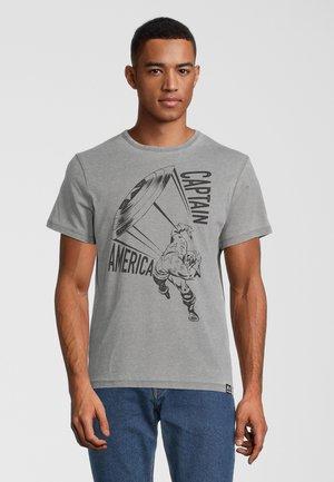 MARVEL  - T-shirt print - grau