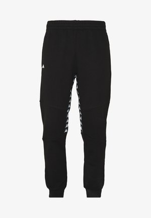 GIBRAW - Spodnie treningowe - caviar