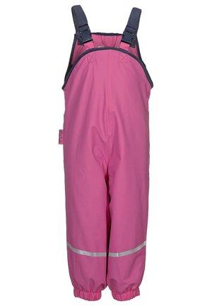 Zimní kalhoty - pink