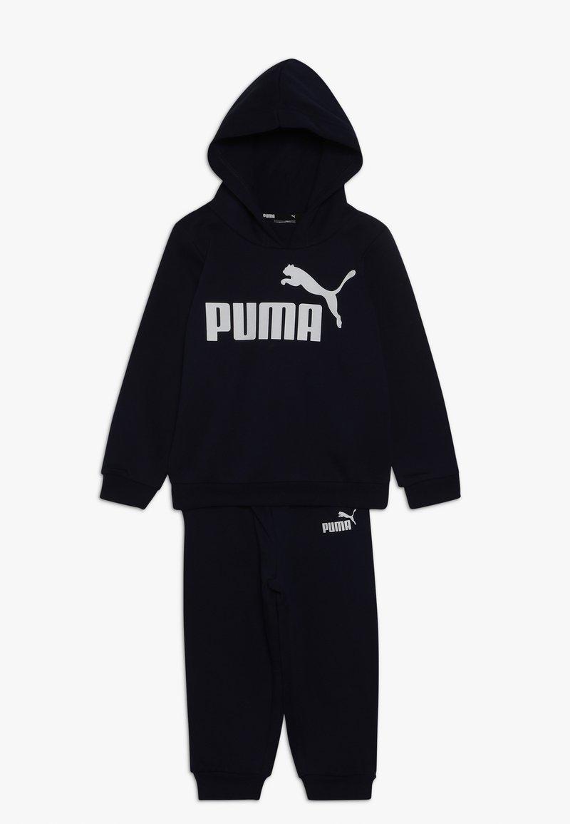Puma - NO. 1 LOGO JOGGER - Tepláková souprava - peacoat