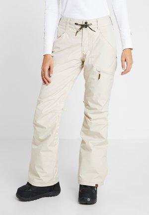 NADIA  - Zimní kalhoty - oyster gray