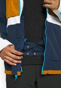 Burton - FROSTNER - Snowboardjas - blue - 4