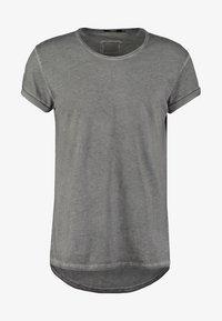 Tigha - MILO - Basic T-shirt - vintage grey - 4