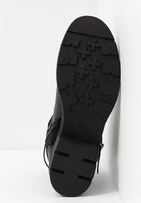 Fitters - LAIA - Cowboystøvletter - black - 4