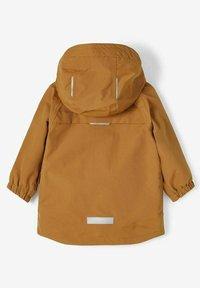 Name it - Waterproof jacket - rubber - 1
