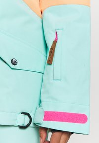 OOSC - 1080 WOMEN'S JACKET  - Skijakke - mint/peach - 3