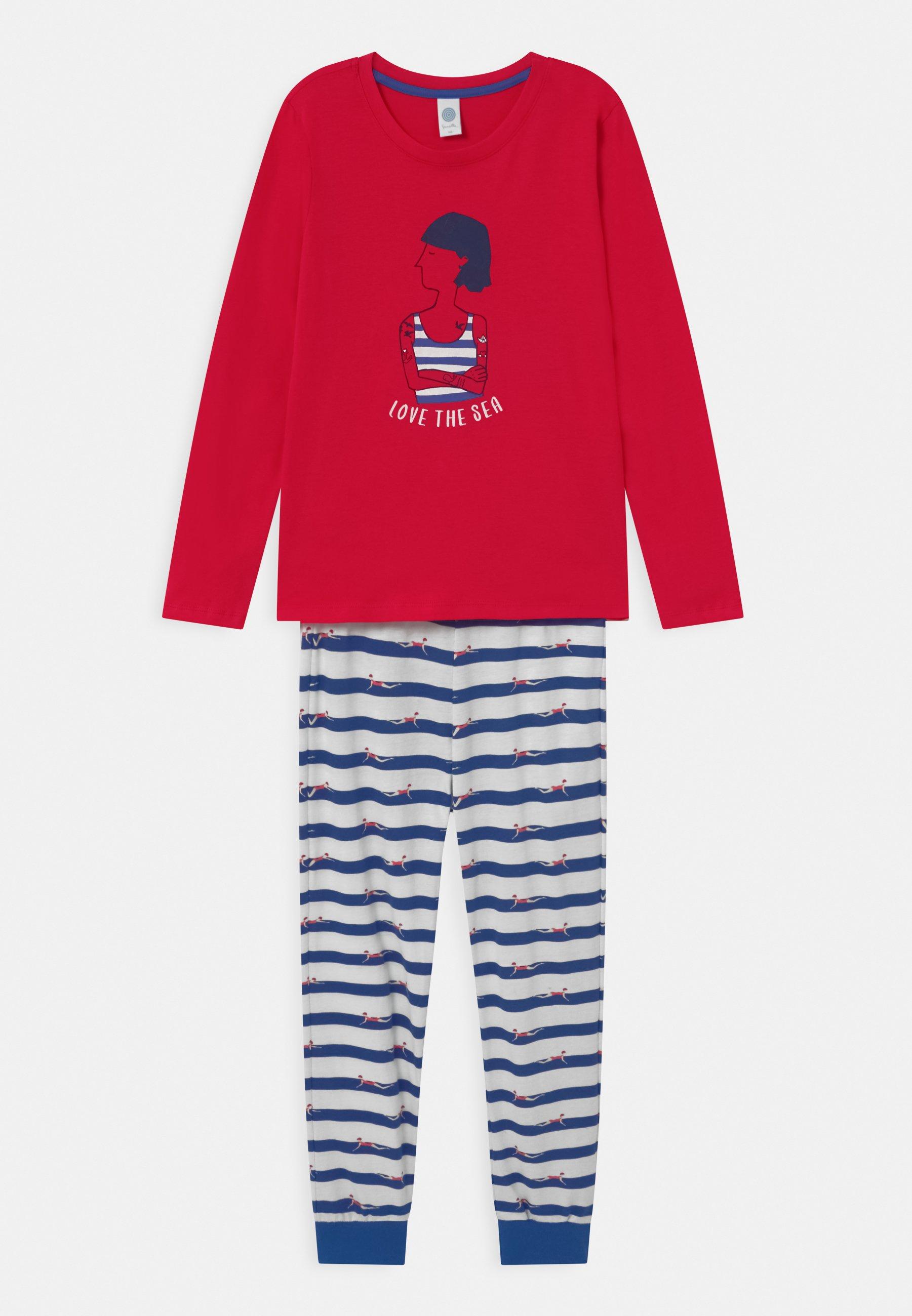 Sanetta Girls Pants Long Pyjama Bottoms