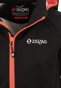ZIGZAG - GRAND LAKE W-PRO  - Light jacket - black - 2