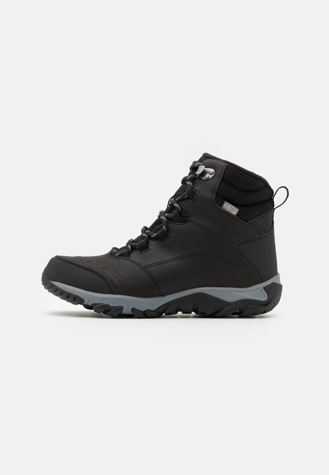 THERMO FRACTAL MID WP - Snowboots  - black