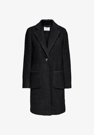 ONLCLAIRE COAT - Classic coat - black