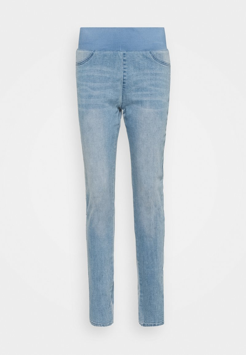 Freequent - SHANTAL - Džíny Slim Fit - light blue