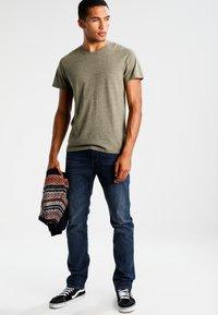 Lee - MORTON - Straight leg jeans - deep blue river - 1