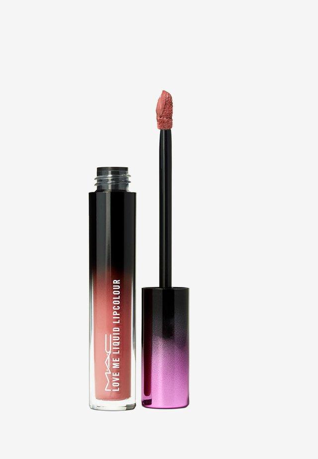 LOVE ME LIQUID LIPCOLOUR - Rouge à lèvres liquide - laissez-fiare