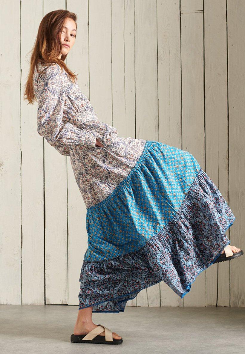 Femme BOHEMIAN - Robe longue